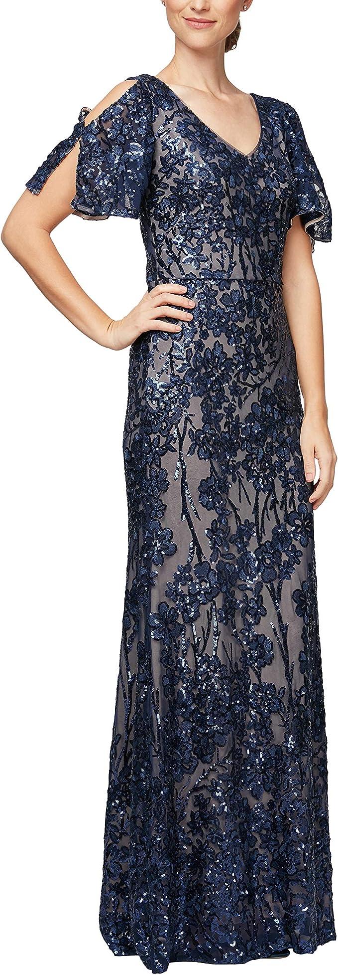 Alex Evenings Damen Kleid für besondere Anlässe