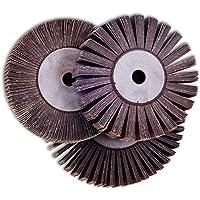 TronicXL Lamellenschijf, messenslijper, schuurmachine, schuurmachine, lamellenslijper, (150 x 40 x 14 mm Korn 100)