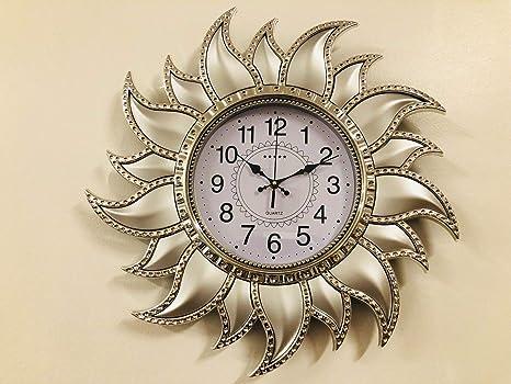 Bavary orologio da parete moderno e molto elegante con glitter
