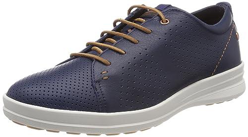 Panama Jack Tommy, Zapatos de Cordones Oxford para Hombre, Marrón (Cuero), 46 EU