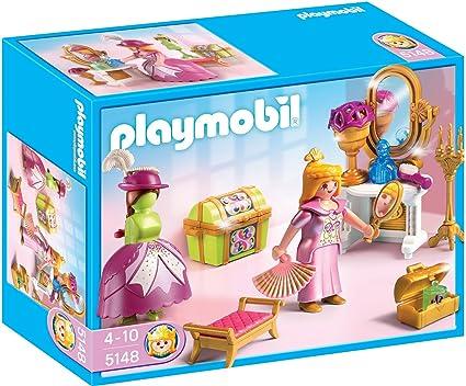 Amazon.com: Playmobil Royal vestidor: Toys & Games