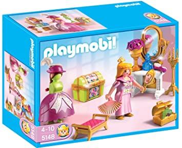 Playmobil - 5148 - Jeu de construction - Salon de beauté de ...