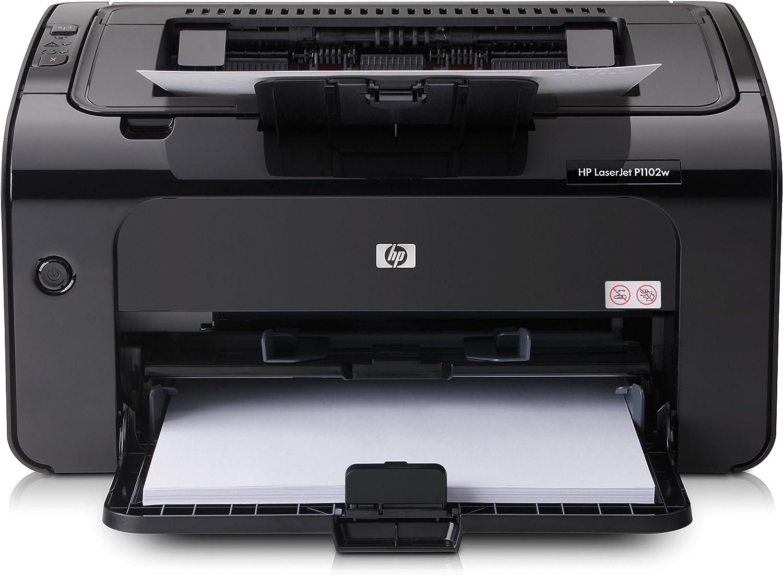 HP LaserJet Pro P1102w Printer - Impresora láser (600 x 600 DPI ...