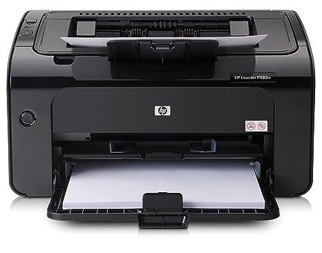 HP LaserJet Pro P1102w Printer - Impresora láser (600 x 600 DPI, Laser, 18 ppm, 8,5s, 160 hojas, 100 hojas) No
