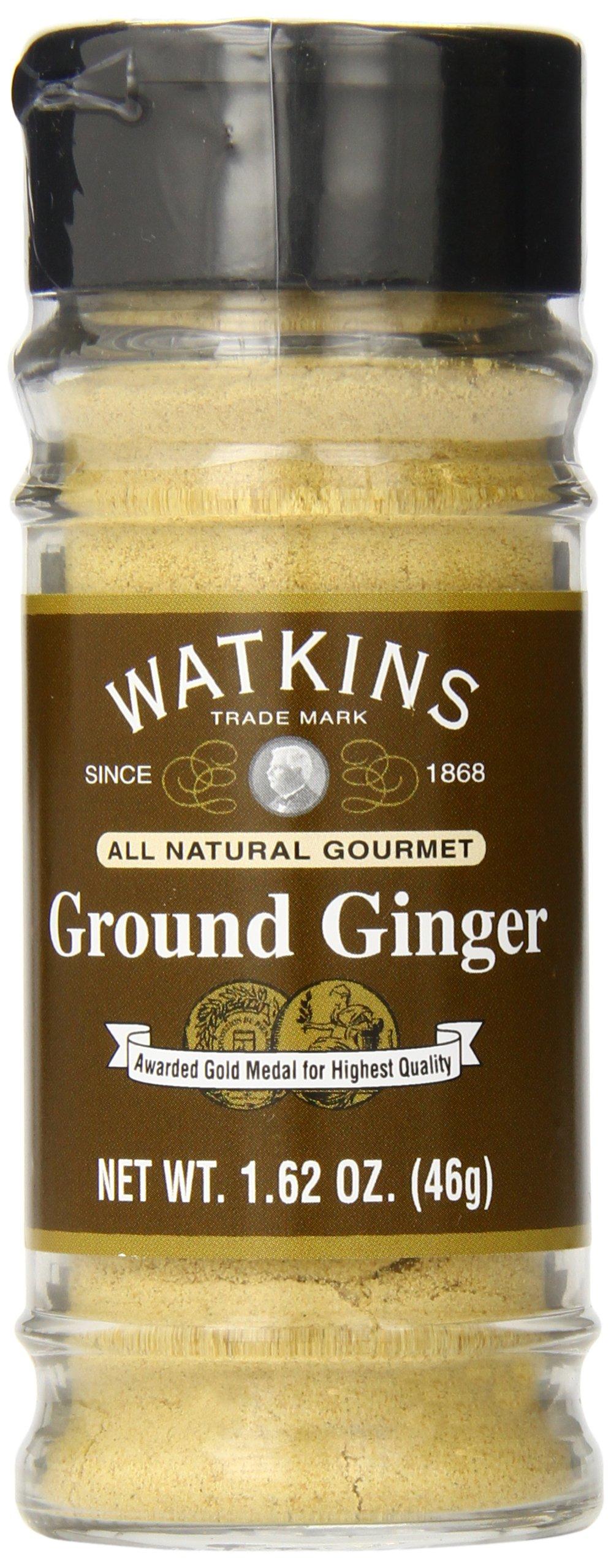 Watkins Gourmet Spice, Ginger, 1.62 Ounce