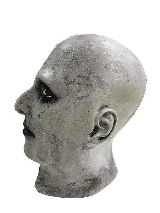 SDT Máscara Halloween Valak The Nun Cosplay Monja Mask Diablo para Hombres Mujeres en Halloween Carnaval Fiestas Casco de Cabeza Completa Helmet Accesorios ...