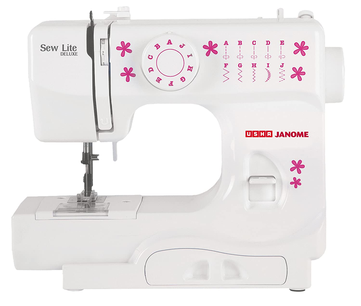 Usha Janome Sew Lite Deluxe Sewing Machine