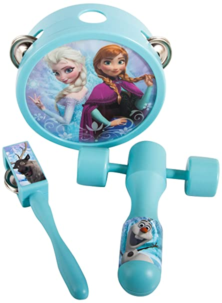 Amazoncom Disney Frozen Magical Music Parade By First Act Fr4067
