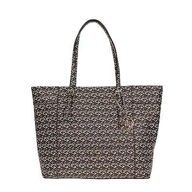 c48fe64e9e47 Amazon.com  Guess Handbag Delaney Medium Classic Tote