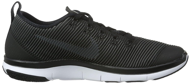 Nike Free Train Versatility, Zapatillas de Gimnasia para Hombre, Negro (Black/Black-White), 39 EU