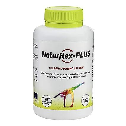 Colágeno Marino Natural + Magnesio + Vitamina C + Ácido Hialurónico.
