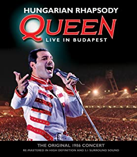 Amazon com: Queen: Rock Montreal & Live Aid [Blu-ray]: Queen, Rich