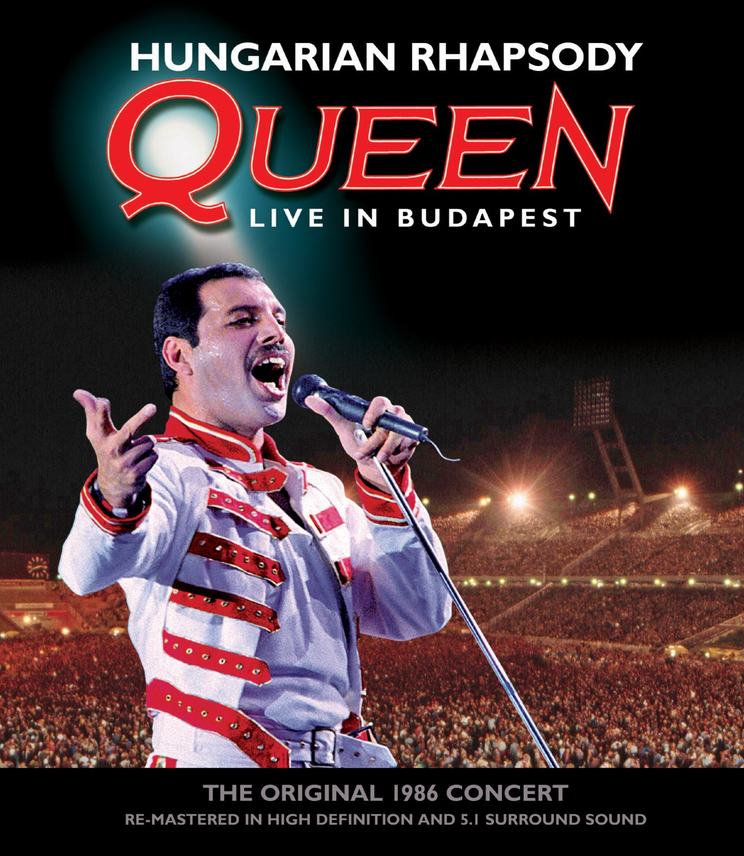Blu-ray : Queen - Hungarian Rhapsody: Queen Live In Budapest [ (Blu-ray)