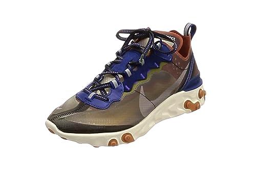 Nike React Element 87, Chaussures d'Athlétisme Homme