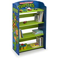 Deals on Delta Children Teenage Mutant Ninja Turtles Wood Bookshelf