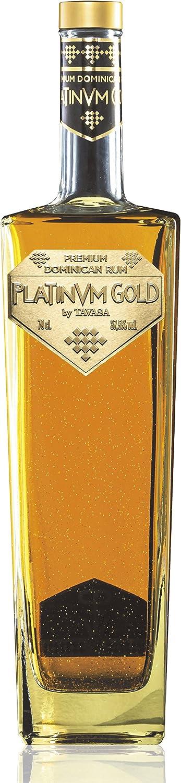 Ron Dominicano Platinvm Gold con oro