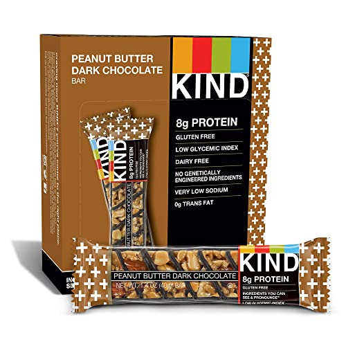KIND Bars Peanut Butter Dark Chocolate Bars