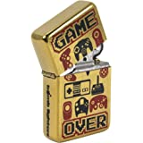 Retro Controllers Windproof Lighter. Cool Retro Gaming Nostalgic Gift