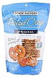 Snack Factory, Pretzel Crisps Original, 7.2 Ounce