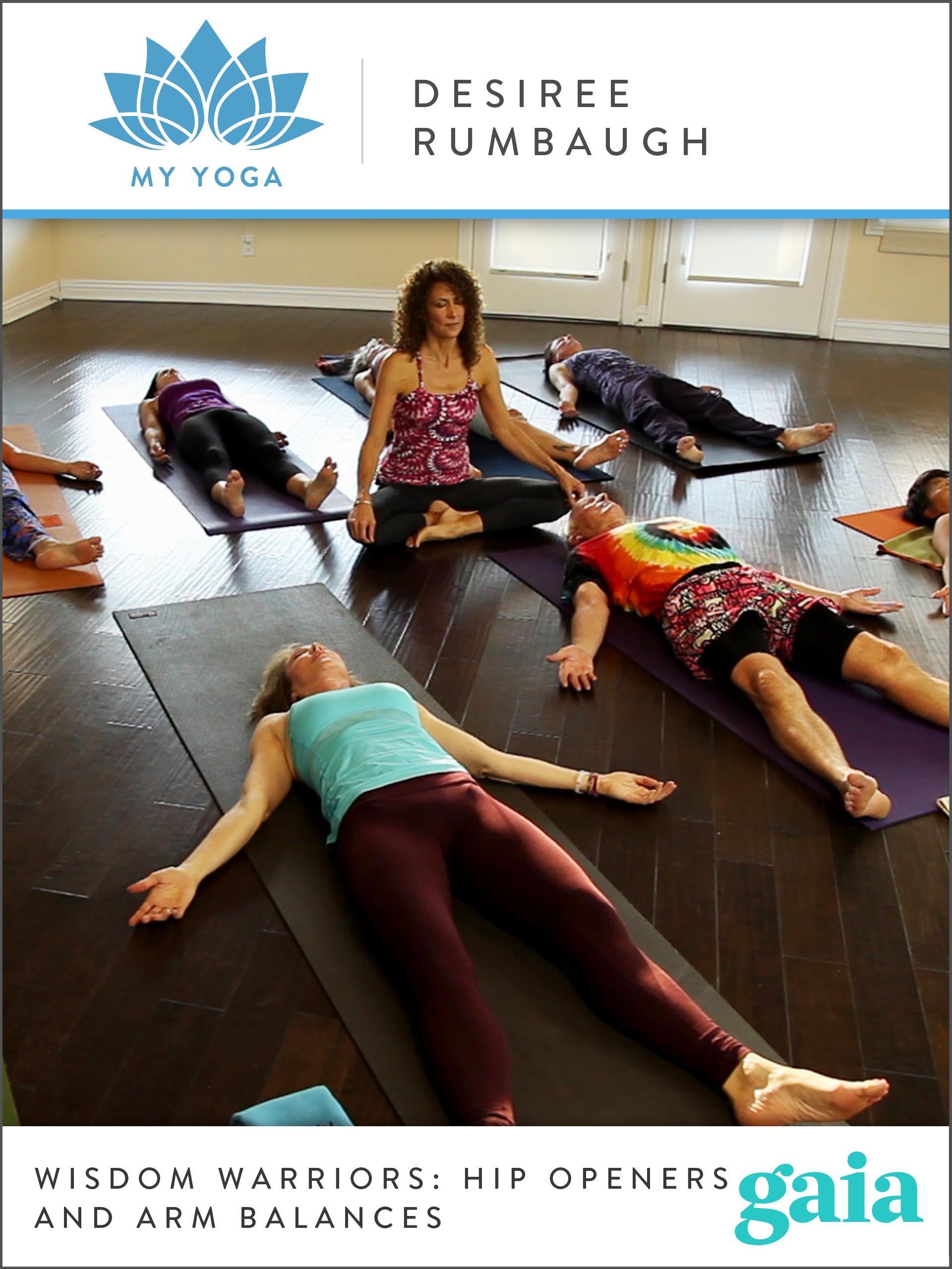 Amazon.com: Wisdom Warriors: Hip Openers And Arm Balances ...