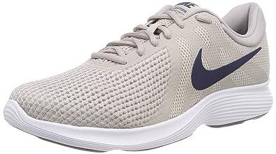classic style latest discount sale retailer Nike Men's's Revolution 4 EU Low-Top Sneakers, Multicolour (Moon ...