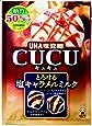 味覚糖   CUCU とろける塩キャラメルミルク  75G×6袋