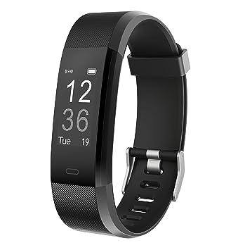 Monitor de Fitness Muzili YG3 Plus Pulsera Actividad Reloj Medidor Deportivo Inteligente Podómetro con monitor de