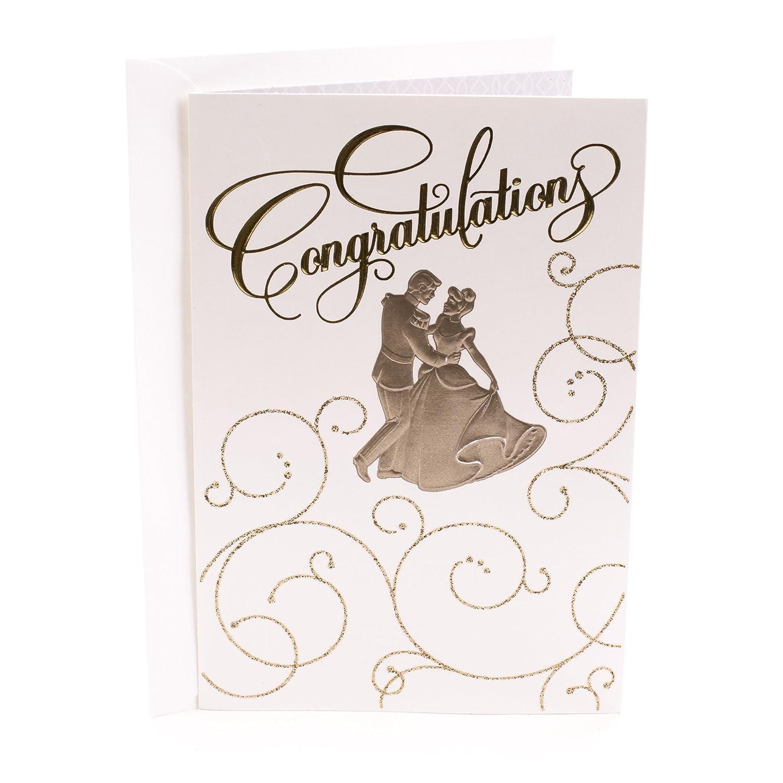 Amazon Hallmark Wedding Greeting Card Cinderella