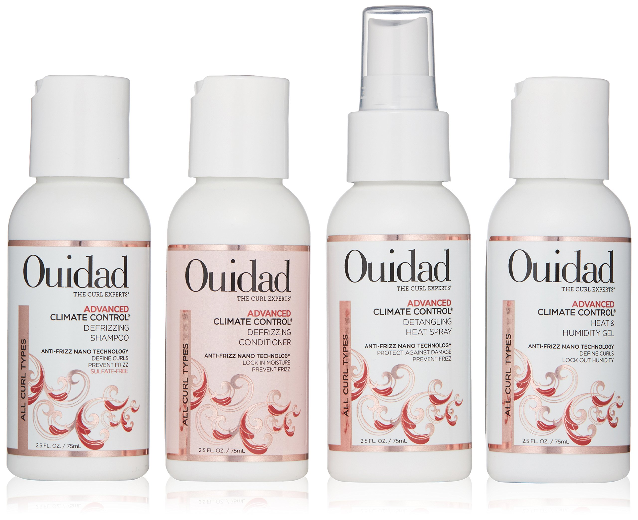 OUIDAD Advanced Climate Control Travel Set, 10 Fl Oz by Ouidad