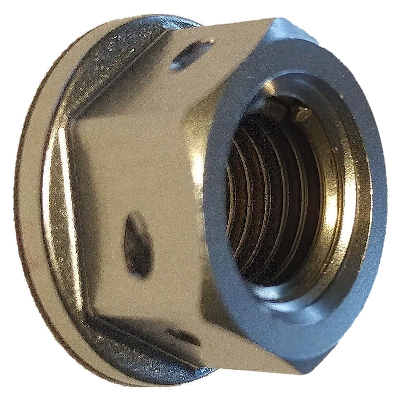 3x Kettenrad Mutter silber M10 NSR 50 S 1989-1996