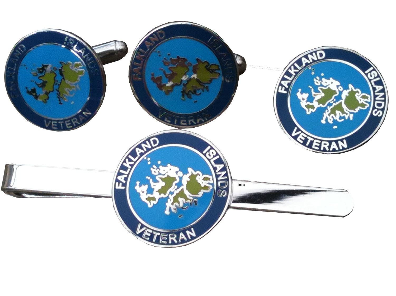 Falkland Islands Veteran Military Cufflinks