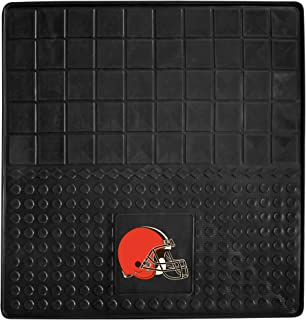 """product image for FANMATS - 10929 NFL Cleveland Browns Vinyl Cargo Mat Black 31""""x31"""""""