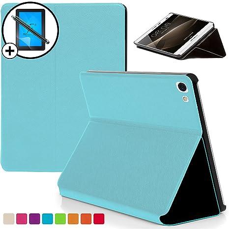 Forefront Cases Huawei MediaPad M2 7.0 / T2 7.0 Pro Funda Carcasa Stand Smart Case Cover – Ultra Delgado Protección Completa Dispositivo con Función ...