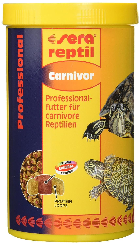 Sera reptil Professional Carnivor, Fleisch fressende Reptilien ernähren wie die Profis 1823