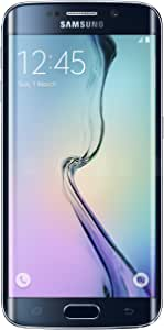 Samsung G925F Factory Unlocked Galaxy S6 Edge Smartphone - International Version - Black