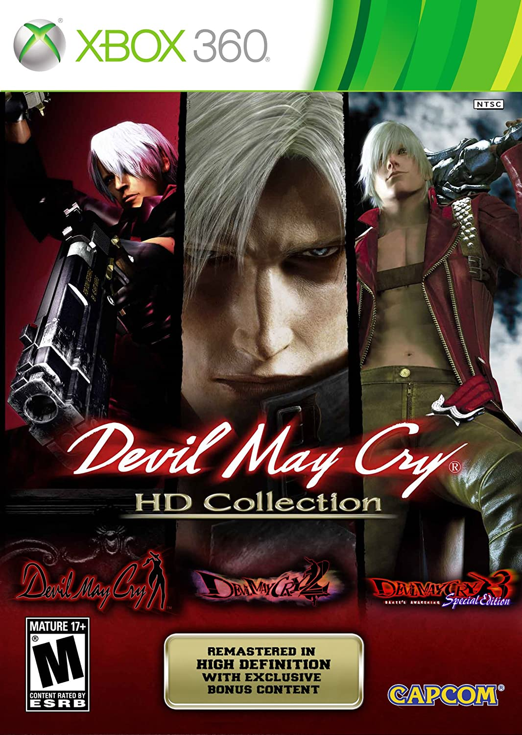 Amazon.com: Devil May Cry Collection - Xbox 360: Video Games