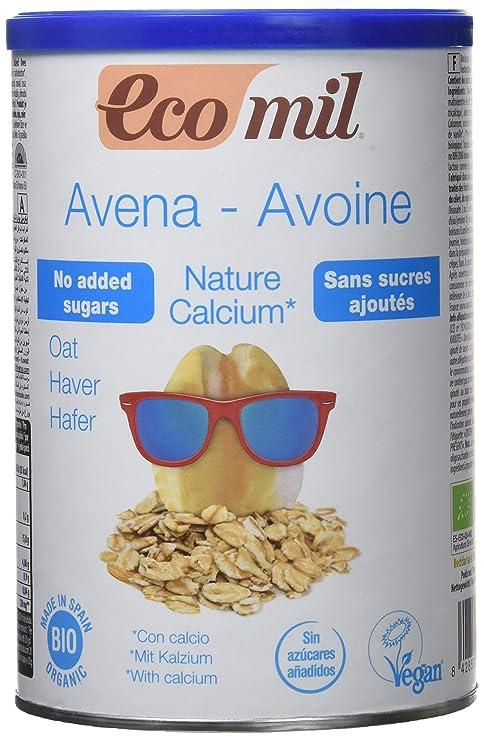 ECOMIL AVENA CALCIO 400 gr