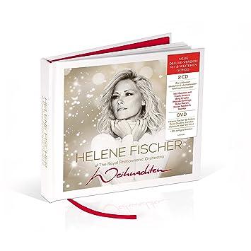 Helene Fischer Weihnachten Cd Dvd Amazon Com Music