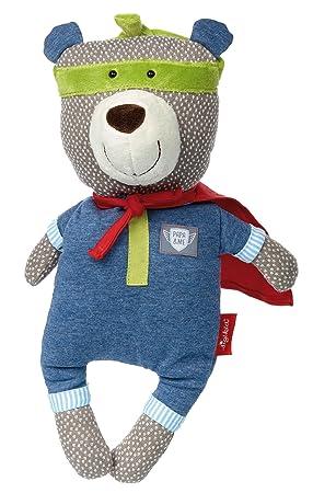 49fc070df1 sigikid, Jungen, Superheld Bär, hero bear, Papa und Me, Blau, 38695 ...
