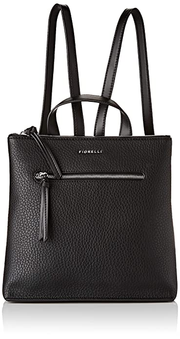 27a561f2b364 Fiorelli Womens Finley Messenger Bag Black (Black Cas)  Amazon.co.uk ...