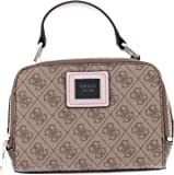 Guess Womens Cross-Body Handbag, Brown Multi - SG766870