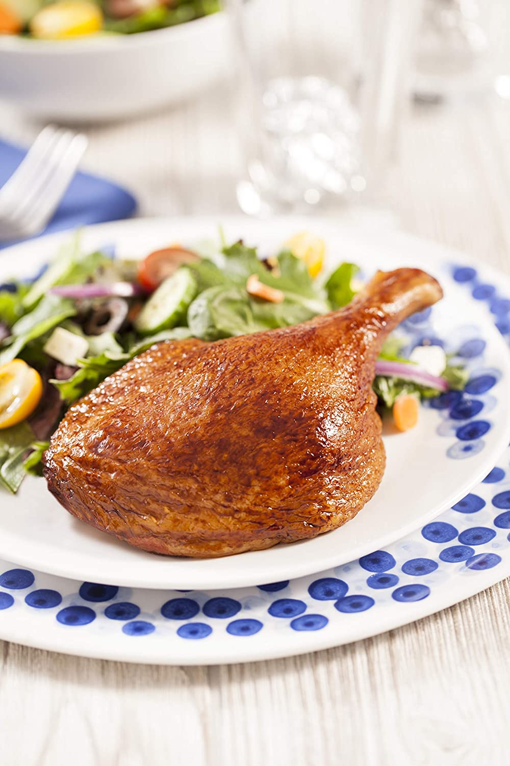 Echelon Foods Roasted Duck Legs Fully Cooked - Easy to Prepare for Any Occasion
