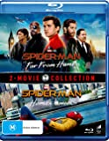 2 Movie Franchise Pack (Spider-Man: Far From Home / Spider-Man: Homecoming) [2 Disc] (Blu-ray)