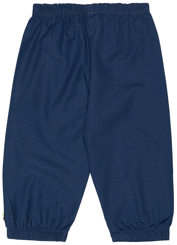 loud Aus Bio Baumwolle Gots Zertiziziert Pantalones Beb/é-para Ni/ños proud Wasserabweisende Outdoorhose