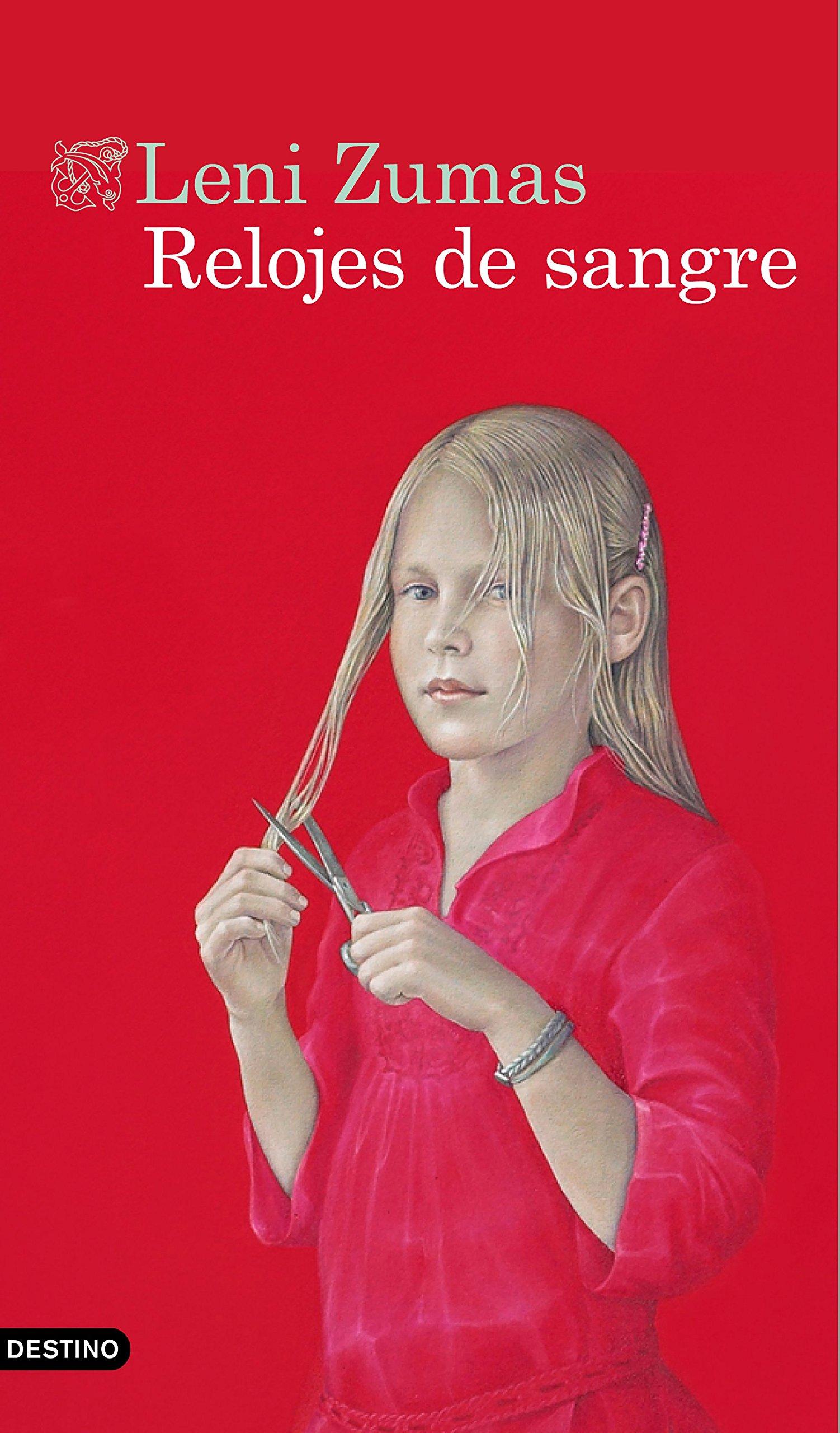 Relojes de sangre (Spanish) Paperback – 2018