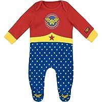 Wonder Woman - Pijama Entera para Niñas Bebés - Wonder Woman