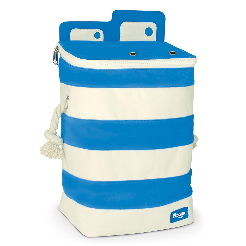 Amazon.com : Pu0027Kolino Monster Storage Bins, Blue : Childrens Storage  Furniture : Baby