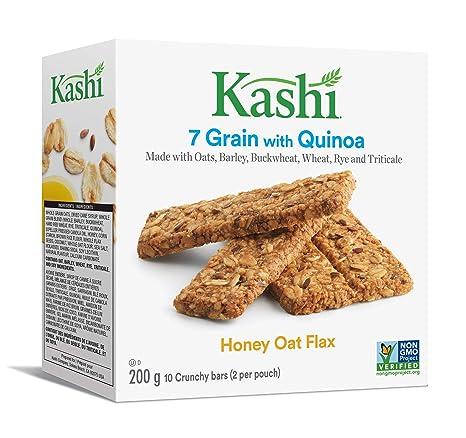 Kashi seven grain with quinoa bars honey oat flax non gmo 200g kashi seven grain with quinoa bars honey oat flax non gmo 200g ccuart Choice Image