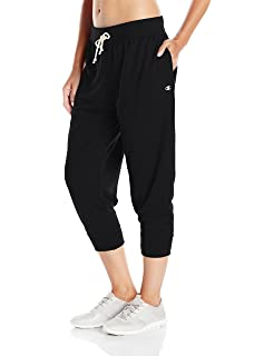 Amazon.com: Boxercraft Kickoff Fleece Capri Sweatpant, Adult Sizes ...