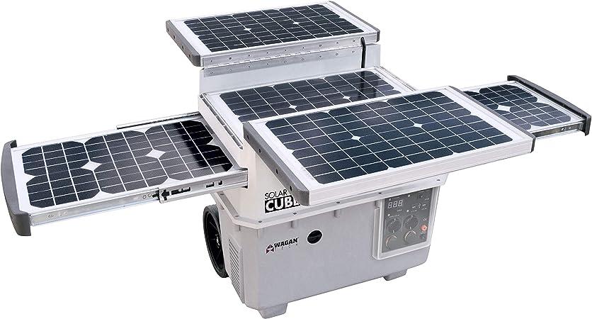 Amazon.com: WAGAN (EL2547) bloque de potencia solar ...